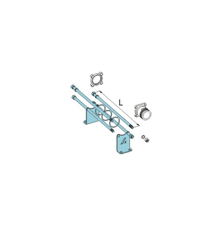 Monteringssats för ARAG ventiler