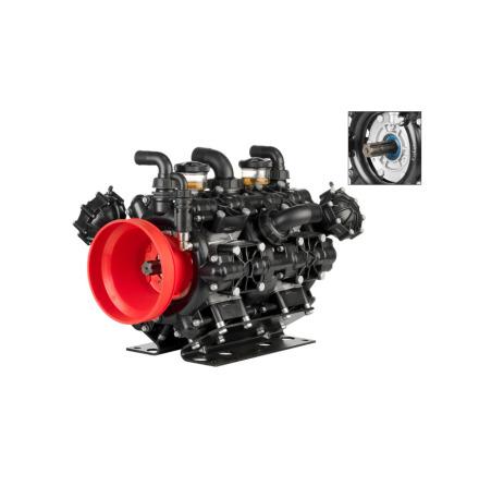 KOLVMEMBRANPUMP AR500BP TWIN 20 BAR;321,2 L/MIN/550RPM